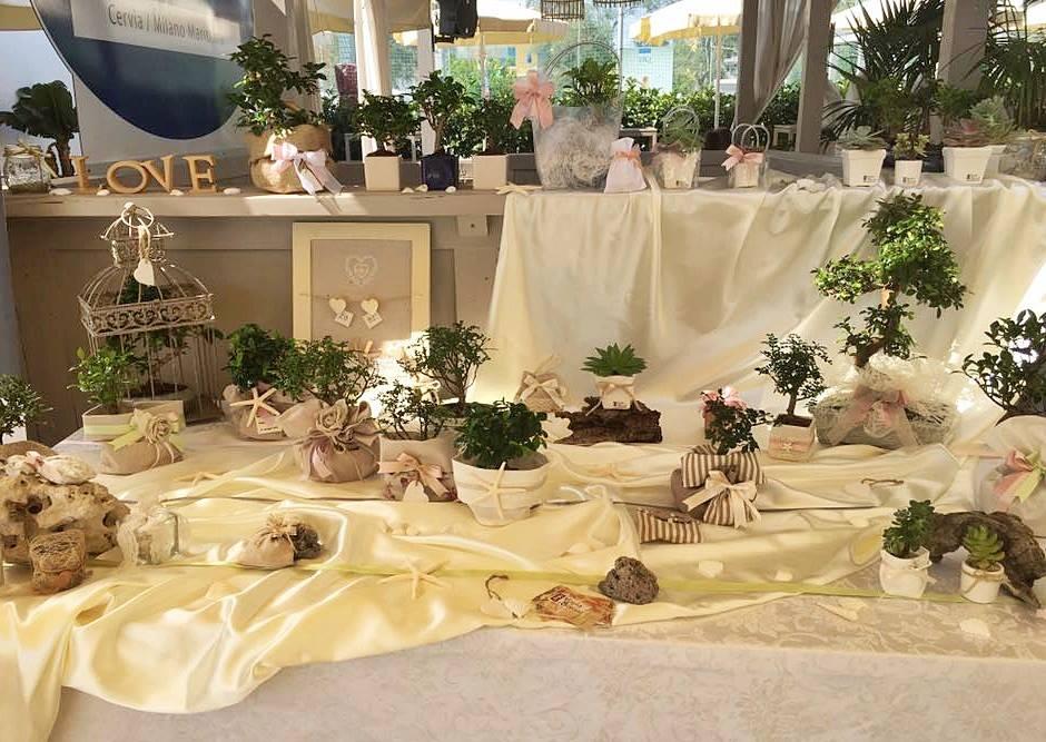 Bomboniera Matrimonio Azzurro : Bomboniera per matrimonio vogliadibonsai bomboniere